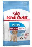 Royal Canin (Роял Канин) Medium Junior 32 сухой корм для щенков средних медиум пород