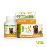 Фитомины с антиаллергическим фитокомплексом для собак