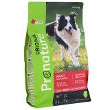 Pronature Original All Breeds Adult - сухой корм для взрослых собак всех пород (ягненок/рис)