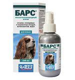 Барс спрей противопаразитарный для собак