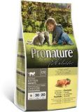 Pronature Holistic Курица с бататом сухой корм холистик для котят