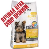 1st Choice Puppy Mini and Small breed - сухой корм для щенков мини и мелких пород