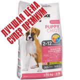 1st Choice Puppy All Breed - сухой корм с ягненком и рыбой для щенков всех пород