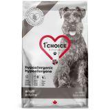 1st Choice (Фест Чойс) Hypoallergic - сухой гипоаллергенный корм для взрослых собак всех пород страдающих от аллергии (утка и картошка)