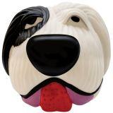 Petstages игрушка виниловая для собак Черно-белая собака pt611