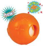 Petstages Orka Catnip Ball with Bell - мячик с колокольчиком и кошачьей мятой pt330
