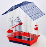 Клетка для попугаев Шанхай оцинкованная Лори Кц050