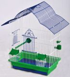Клетка для попугаев Мальва оцинкованная Лори Кц049