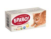 Браво - витамины и минералы для кошек. Артериум