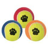 Тенисный мяч для собак цветной Trixie 3476
