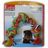 Petstages Mini Multi Rope Chew - Игрушка для собак