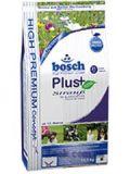 Bosch PLUS Straus & Kartoffel High Premium Concept Plus Сухой беззерновой корм Бош Плюс страус с картофелем для взрослых собак всех пород