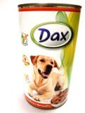Консервы Дакс (DAX) для собак