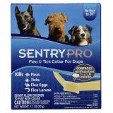 Сентри Про (Sentry Pro) - ошейник для собак от блох, клещей, яиц и личинок блох, 56 см - 6 месяцев защиты