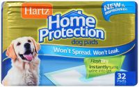 Пеленки для щенков и собак Hartz Home Protection dog Pads
