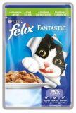 Felix Fantastic (Феликс Фантастик) 100 гр корм консерва для кошек - кусочки с кроликом в желе