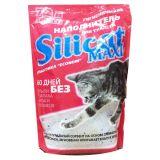 Силикагелевый наполнитель для кошачьего туалета Silicat maxi 7,2л