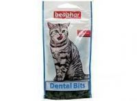 Витамины Беафар Кэт Э Дент Битс подушечки для чистки зубов для кошек
