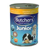 Butchers Junior (консервы для щенков) Кусочки курицы в желе