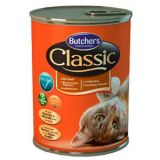 Butcher's Classic Консерва Бутчерс с говядиной для кошек