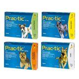Prac-tic (Прак-тик) капли спот-он от блох и клещей для собак