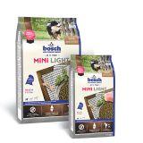 Bosch Mini Light High Premium Сухой корм Бош Эдалт Мини Лайт для взросліх собак мелких мини пород