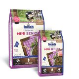 Bosch Mini Senior Сухой корм Бош Мини Сеньйор для пожилых собак мелкх мини пород