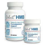 Dolvit Dolvit HMB – Долвит ГМБ - Пищевая добавка для собак и кошек в период выздоровления