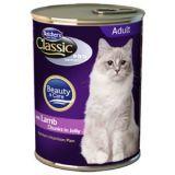 Butcher's Classic Pro series корм консерва Бутчерс с ягненком для взрослых кошек