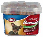 Лакомство для собак всех пород с птицей, ягненком и рубцом Bouncies Trixie 31507