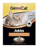 Gimcat Jokies витамины для кошек 400 шт.