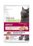 Trainer NATURAL (Нейчирал Трейнер) Super Premium ADULT With Fresh Chicken Сухой Корм с курицей для взрослых кошек