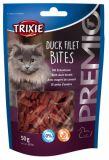 Лакомство для кошек PREMIO Duck Filet Bites кусочки утки Трикси 42716