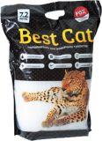 Best Cat White (Бест Кет) наполнитель силикагелевый для кошачьего туалета без запаха