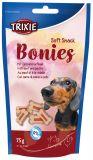 Лакомство для собак и щенков мелких пород с мясом птицы и говядины Soft Snack Bonies Трикси 31491
