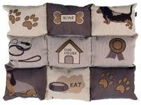 Мягкое место матрас для собак Patchwork Трикси 37062