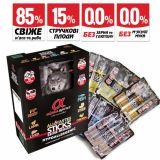 Alpha Spirit Sticks Roll All 6 Tastes Полувлажные лакомства для собак 6в1 вкусов as53024