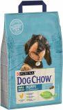 Dog Chow (Дог Чау) Puppy Small Breed сухой премиум корм с курицей для щенков мелких пород