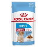 Royal Canin Puppy Medium (Пауч) Консервы в соусе для щенков средних пород