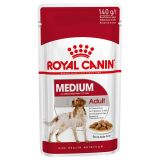 Royal Canin Adult Medium (Пауч) Консервы в соусе для собак средних пород
