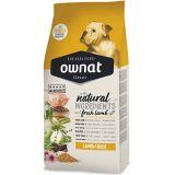 Ownat Classic Lamb & Rice (Dog) гипоаллергенный сухой корм с ягненком для взрослых собак всех пород