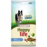 Happy Life Adult with Salmon ХЕППИ ЛАЙФ ЛОСОСЬ сухой премиум корм для собак всех пород