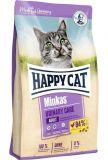 Happy Cat (Хэппи Кэт) Minkas URINARY CARE. Сухой корм для взрослых кошек для профилактики мочекаменной болезни