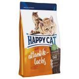 Happy Cat (Хеппи Кэт) Adult Atlantik-Lachs. Сухой корм с лососем для взрослых котов