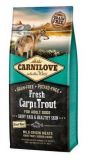 Carnilove (Карнилав) Fresh Carp & Trout for Adult Sterilised Cats - Сухой беззерновой корм с карпом и форелью для стерилизованных котов всех пород