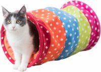 Тоннель флисовый для кошки Трикси 4291