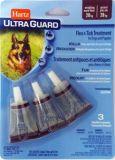 Hartz UltraGuard Капли на холку от блох, клещей и комаров для собак весом свыше 28 кг (5,90 мл)