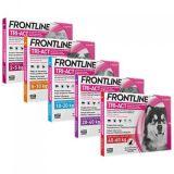 Frontline Tri-Act ФРОНТЛАЙН ТРИ АКТ - капли от блох, клещей и комаров для собак