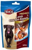 Lamb Chicken Bagels (ягненок+курица) - лакомство для собак и щенков TRIXIE 31707