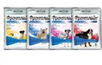 FrontLine (Фронтлайн) Spot On монопипетка - капли для собак от блох и клещей